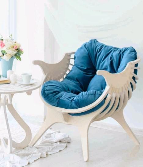 Купить раскладной стул в стиле Лофт для хай тека